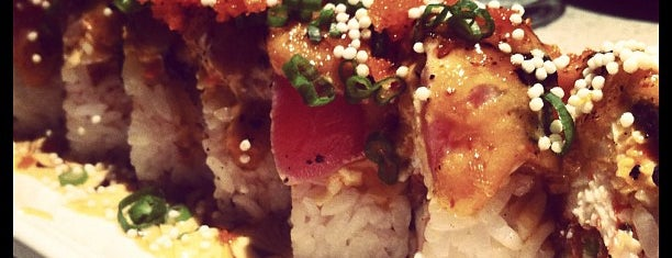 Mikuni at Market Square is one of Bryan's list of awesomeness..