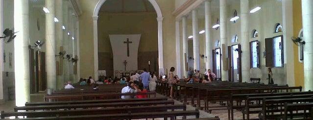 Paróquia Nossa Senhora Das Dores is one of Locais salvos de Arquidiocese de Fortaleza.