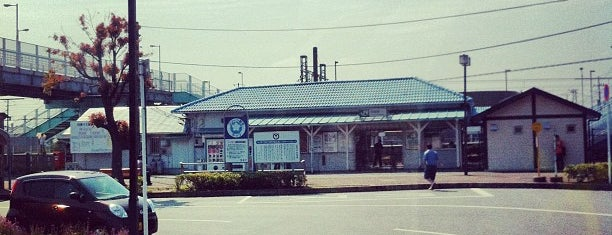 Aohori Station is one of JR 키타칸토지방역 (JR 北関東地方の駅).
