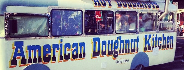 American Doughnut Kitchen is one of Aus 2020.
