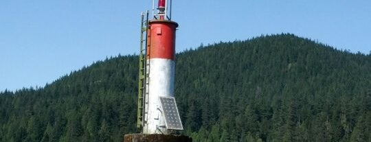 Barnet Marine Park is one of Beautiful British Columbia we've been in...