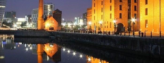 Royal Albert Dock is one of Liverpool.