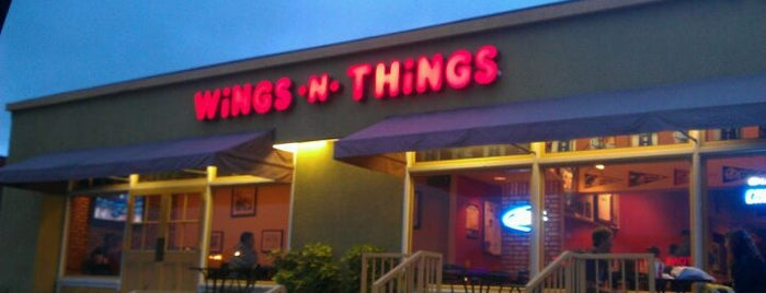 Wings N Things is one of eats.