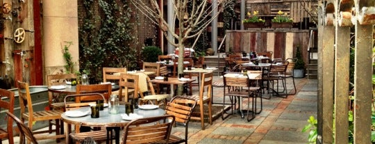 Talula's Garden is one of Restaurants downtown.