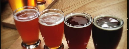 Iron Fist Brewing is one of San Diego Brewery and Beer Pubs.