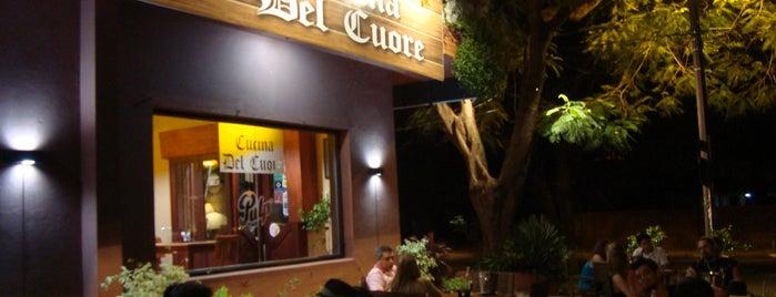 Cucina Del Cuore is one of Lugares favoritos de Torta.