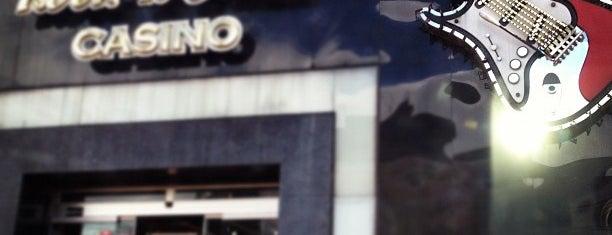 Casino Rock & Jazz is one of สถานที่ที่ Dico ถูกใจ.