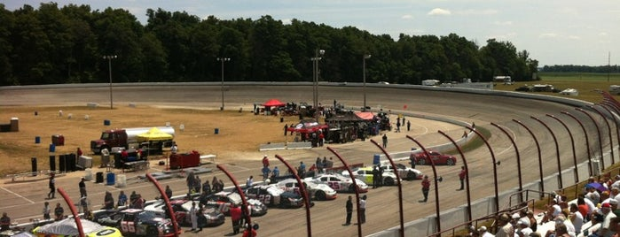 Winchester Speedway is one of Bucket List for Gearheads.