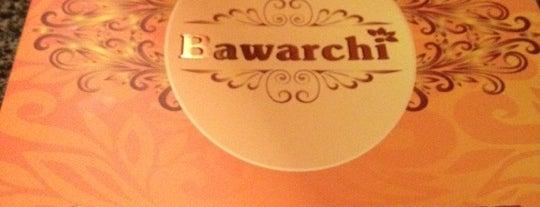 Bawarchi Indian Cuisine is one of สถานที่ที่ Marlon ถูกใจ.