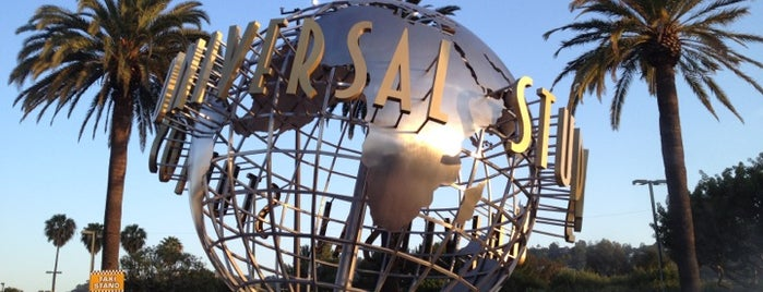 Universal Studios Hollywood is one of USA Trip 2013 - The West.