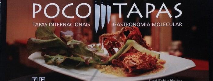 Poco Tapas is one of Participantes da 7ªed. do Curitiba Restaurant Week.