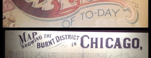 Chicago History Museum is one of This job has taken me to....