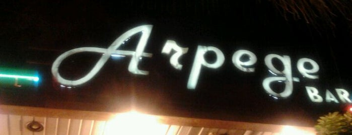 Arpege is one of Bares.