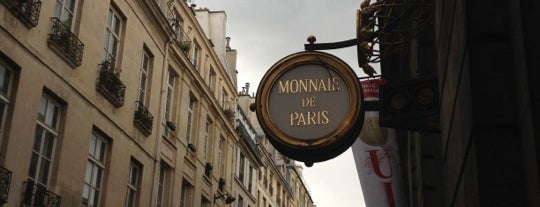 Monnaie de Paris is one of MIGAS IN PARIS.