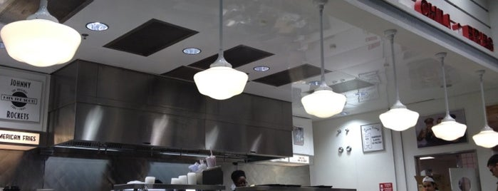 Johnny Rockets is one of US Food & Co. (Part 1/2).