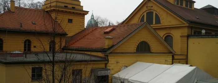 Muffathalle is one of Munich Loves U #4sqCities.
