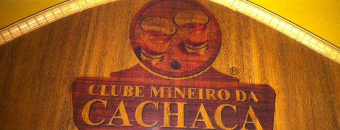 Clube Mineiro da Cachaça is one of Bares e restaurantes BH.