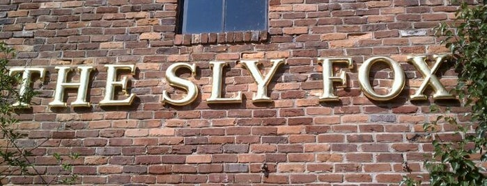 The Sly Fox is one of Southern Pines Food and Drink.