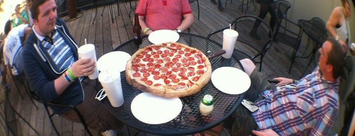 Roppolo's Pizzeria is one of Austin Places to Try.