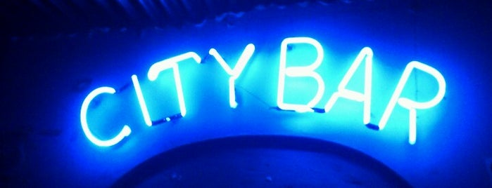 City Bar is one of Bar.