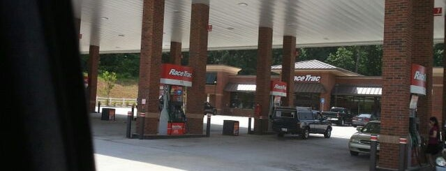 RaceTrac is one of JKOさんのお気に入りスポット.