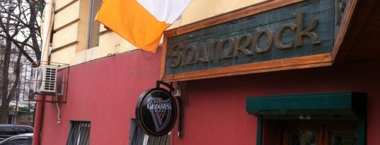 Shamrock Irish Pub is one of Катерина 님이 저장한 장소.