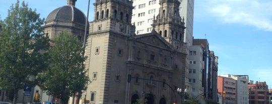 Iglesia de San Jose is one of Monumentos y edificios singulares de Gijón.