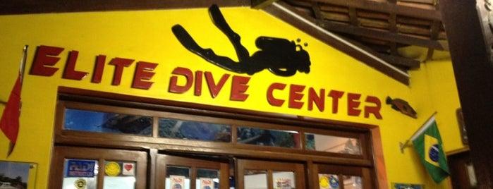Elite Dive Center is one of สถานที่ที่ Eugene ถูกใจ.