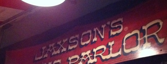 Jaxson's Ice Cream Parlour, Restaurant & Country Store is one of Miami Must Visit.