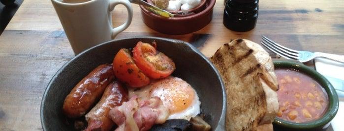 Bishopsgate Kitchen is one of Breakfast/Brunch in London.