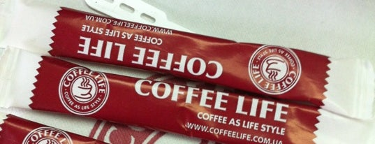 Coffee Life is one of 4sqr day.