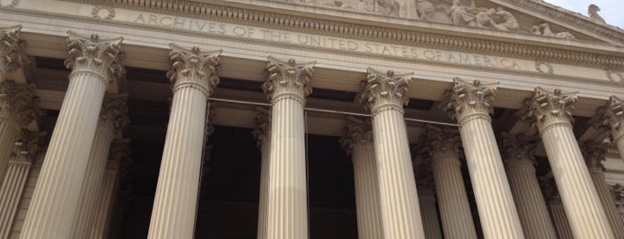 National Archives and Records Administration is one of Washington D.C.'s Best Museums - 2012.