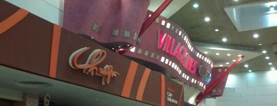 Village Cines is one of Cines de la Argentina.