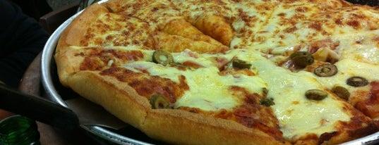 Pizza Hut is one of Comiiida.