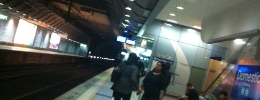 Domestic Airport Station is one of Sydney Train Stations Watchlist.