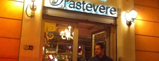 Enoteca Trastevere is one of Lugares favoritos de Erhan.