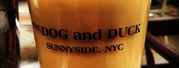The Dog and Duck is one of NY Food Spots.