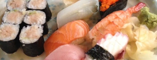 Ajisai Sushi Bar is one of Vancouver.