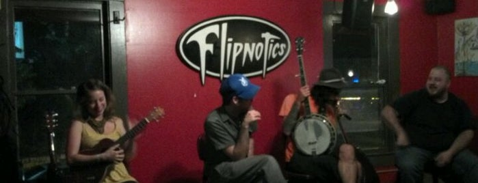 Flipnotics Coffee Space is one of Great Music Venues.