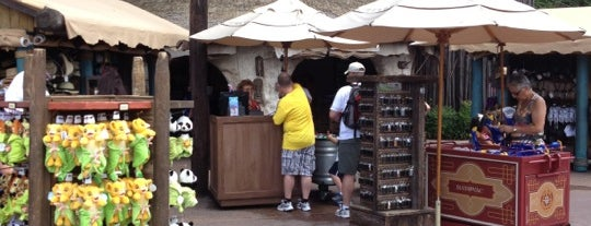 Refreshment Outpost is one of Orte, die Topher gefallen.