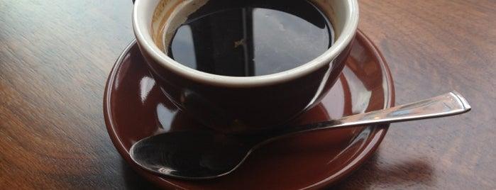 Barrington Coffee Roasting Company is one of Third Wave Coffee.