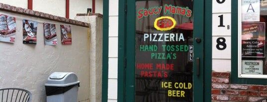 Saucy Mama's is one of Big Bear Lake (Anti-Zombie Survival).