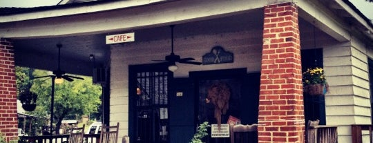 Whistle Stop Cafe is one of Movie Filming Locations in GA.