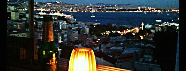 Leb-i Derya is one of night Istanbul.