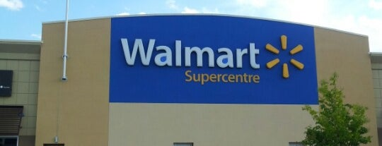 Walmart Supercentre is one of Marissa's Liked Places.