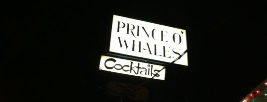 Prince O'Whales is one of SoCal Bars.