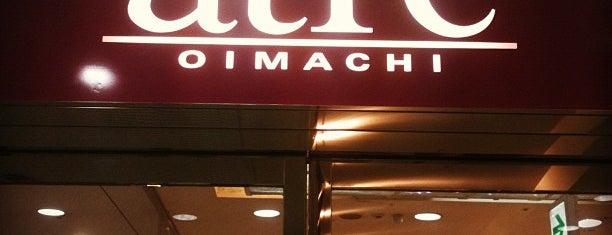 atré Oimachi is one of Posti che sono piaciuti a 高井.