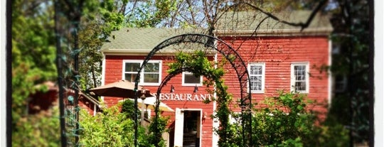 The Village Tearoom is one of Upstate.