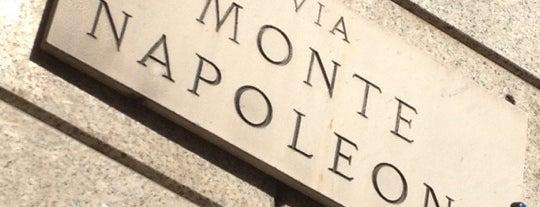 Via Monte Napoleone is one of 101Cose da fare a Milano almeno 1 volta nella vita.