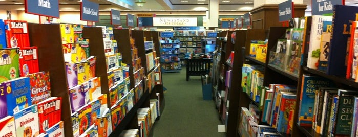 Barnes & Noble is one of OKC Faves.